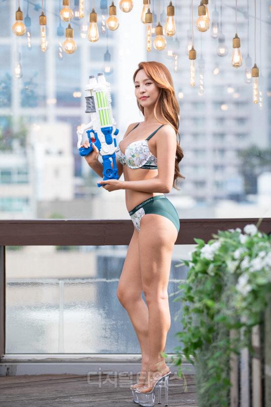 [포토] 김연아, 건강한 섹시미